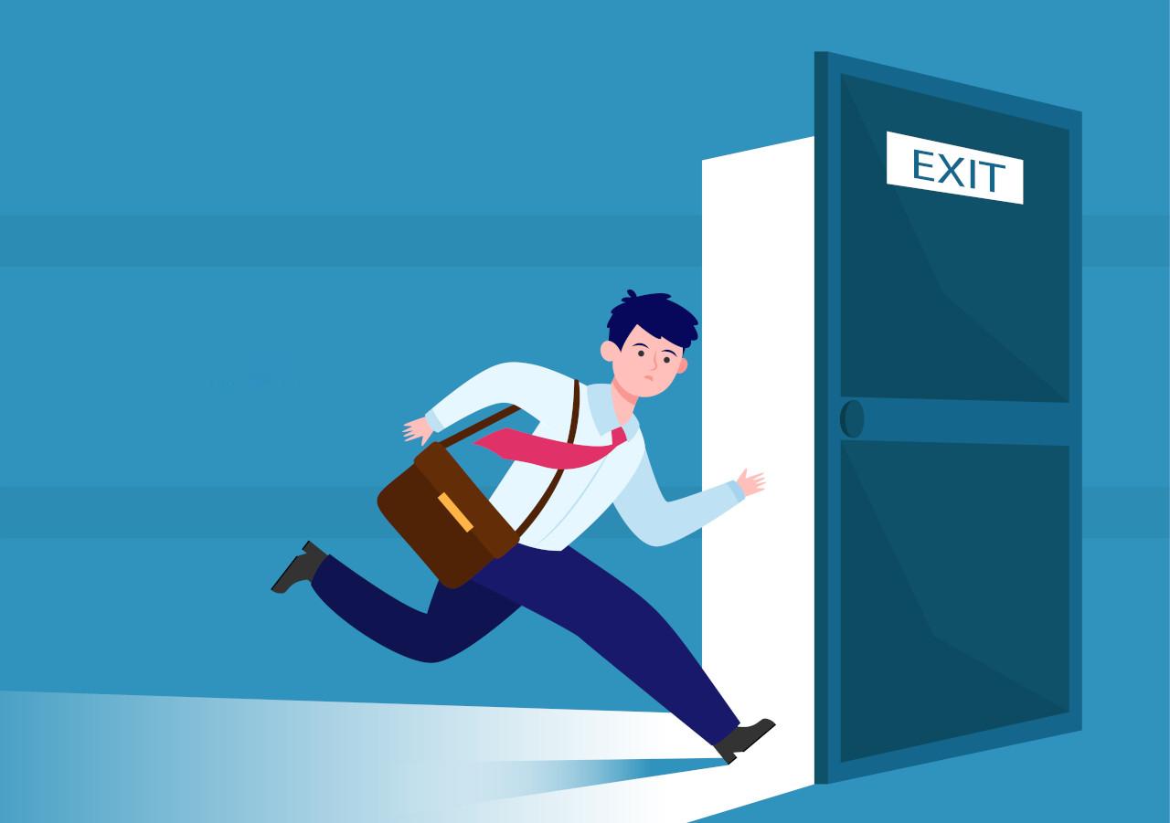 برای امروز کافی است. چه زمانی باید تجارت در ExpertOption را متوقف کنید؟