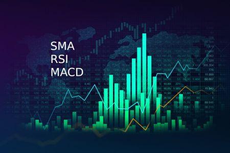 نحوه اتصال SMA ، RSI و MACD برای یک استراتژی تجاری موفق در ExpertOption