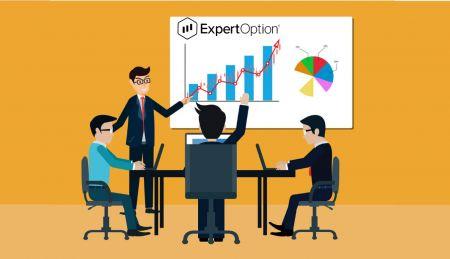 نحوه شروع تجارت ExpertOption در 2021: راهنمای گام به گام برای مبتدیان