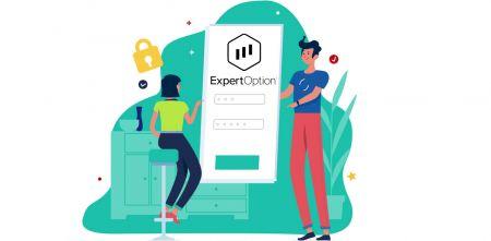 نحوه ورود به ExpertOption