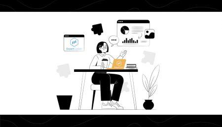 نحوه افتتاح حساب تجاری و ثبت نام در ExpertOption