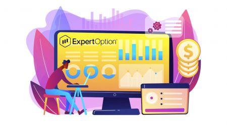 نحوه تجارت گزینه های دودویی در ExpertOption