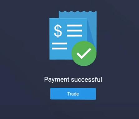 نحوه واریز پول در ExpertOption